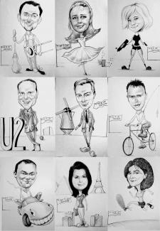 karykaturzysta-krakow-rysunki-pracownikow-ze-zdjec-2