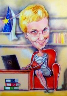 karykatury karykaturzysta na impreze krakow event (35)