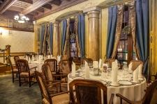 Restauracja Wierzynek Krakow organizacja imprez - Sala kolumnowa 2