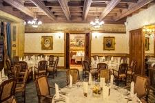 Restauracja Wierzynek Krakow organizacja imprez - Sala kolumnowa 3