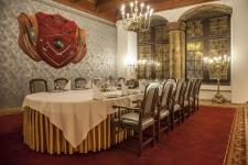 Restauracja Wierzynek Krakow organizacja imprez - Sala rycerska 2