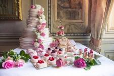 Restauracja Wierzynek Krakow organizacja imprez - Tort weselny1